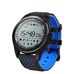 PASNEW Herre Sportsur Militærur Kjoleur Lommeure Smartur Modeur Armbåndsur Unik Creative Watch Digital Watch Kinesisk Digital Touchscreen