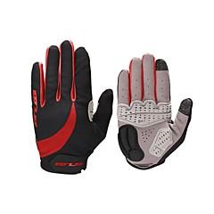 Activiteit/Sport Handschoenen Unisex Fietshandschoenen Herfst Winter Wielrenhandschoenen Houd Warm Draagbaar Ademend Slipvast