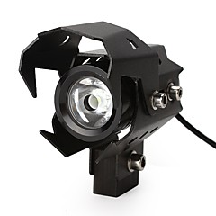 Недорогие Фары для мотоциклов-Автомобиль / Мотоцикл / Грузовик Лампы 10W Налобный фонарь For Универсальный / Мотоциклы