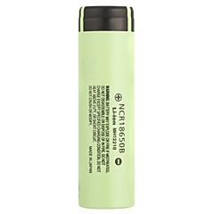 Panasonic  Ncr 18650B Rechargeable Battery 3400Mah High Quality