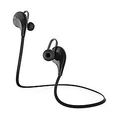 abordables Cascos y Auriculares-Cwxuan Q7 Sin Cable Auriculares Piezoelectricidad El plastico Teléfono Móvil Auricular DE ALTA FIDELIDAD Con control de volumen Con
