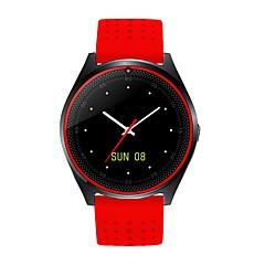férfi női intelligens karkötő bluetooth smartwatch kamera / sim / sd kártya / lépés / alvás monitor / ébresztőóra / naptár / számológép /