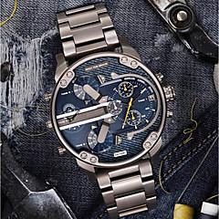 voordelige -Heren Kinderen Dress horloge Modieus horloge Polshorloge Armbandhorloge Vrijetijdshorloge Sporthorloge Militair horloge Kwarts Kalender