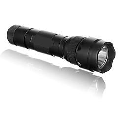 olcso Elemlámpák-LED zseblámpák LED 1000 lm 5 Mód - Kempingezés/Túrázás/Barlangászat Mindennapokra Kerékpározás Vadászat