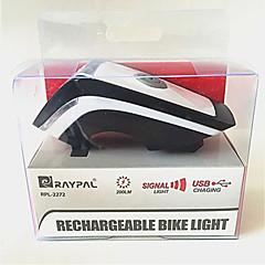 Luz Frontal para Bicicleta LED LED Ciclismo Al Aire Libre Luces Lumens USB Blanco Natural De Uso Diario Ciclismo Al Aire Libre