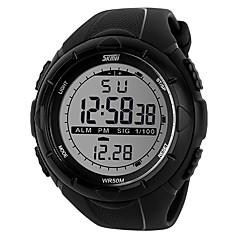 tanie Inteligentne zegarki-Inteligentny zegarek Wodoszczelny Długi czas czuwania Sportowy Wielofunkcyjne Stoper Budzik Chronograf Kalendarz Dwie strefy czasowe Other