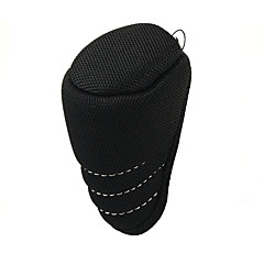 cheap Vehicle Seat Covers & Accessories-Universal Car Antislip Gear Shifter Shift Lever Knob Cover Sleeve Protection Black