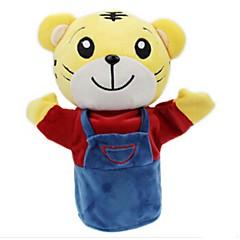 Zabawki Lalki Zabawka edukacyjna Pacynka na palec Zabawki Rabbit Niedźwiedź Tiger Animals Dziecko Sztuk