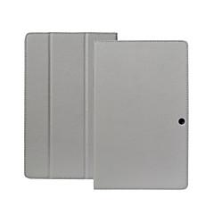 Original teclast x98 luft iii / x98 pluss lærveske pu plastmateriale tredobbelt sammenleggbar design stativfunksjon