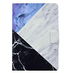 voordelige Tablethoesjes-Marmer patroon pu lederen hoesje met kaartspleet voor Amazonas Kindle Fire Hdx 7 inch tablet pc