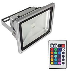 Χαμηλού Κόστους Φωτιστικά Εξωτερικού Χώρου-20W LED Προβολείς Αδιάβροχη Διακοσμητικό Ιδιωτική Καθημερινή Χρήση Σπίτι/Γραφείο Εξωτερικός Φωτισμός RGB