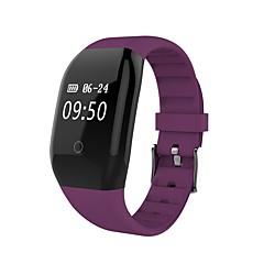 billige Smarture-Smart Armbånd Touch-skærm Pulsmåler Vandafvisende Brændte kalorier Skridttællere Træningslog Distance Måling Information APP kontrol