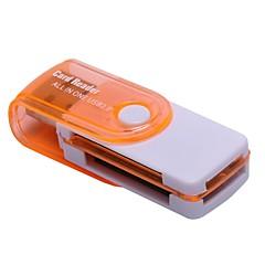 Tarjeta de Memoria Stick PRO Duo SD/SDHC/SDXC MicroSD/MicroSDHC/MicroSDXC/TF Tarjeta de Memoria Micro (M2) Lector de tarjetas