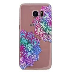 tok Για Samsung Galaxy S8 Plus S8 Με σχέδια Πίσω Κάλυμμα Μάνταλα Μαλακή TPU για S8 S8 Plus S7 edge S7 S6 edge S6