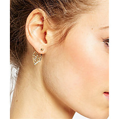 preiswerte Ohrringe-Damen Ohrstecker - Klassisch, Böhmische, Simple Style Gold / Silber Für Alltag / Normal / Klub