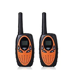 お買い得  トランシーバー-365 ハンドヘルド 電池残量不足通知 / VOX / 暗号化 1.5KM-3KM 1.5KM-3KM 1 W トランシーバー 双方向ラジオ
