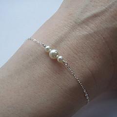 Dames Armbanden met ketting en sluiting Bedelarmbanden Kostuum juwelen Legering Sieraden Voor Feest Dagelijks Causaal Sport
