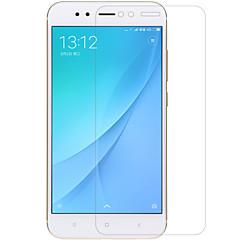 Недорогие Защитные плёнки для экранов Xiaomi-Защитная плёнка для экрана XIAOMI для Xiaomi Mi 5X PET 1 ед. Защитная пленка для экрана Против отпечатков пальцев Защита от царапин