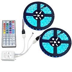 billige LED Strip Lamper-72W Lyssett 12000 lm DC12 V 10 m 600 leds RGB