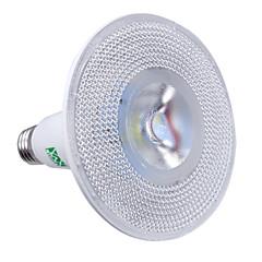 levne LED Žárovky-YWXLIGHT® 18W 1700-1800 lm E27 LED žárovky Par PAR38 18 lED diody SMD 3030 Stmívatelné Ozdobné Bílá AC85-265 AC 110-220