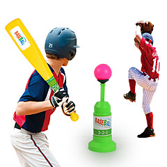 abordables Balones y accesorios-Pelotas Juguetes de béisbol Antiestrés Golf Beisbol Material ecológico ABS Unisex Chico Chica Juguet Regalo 1 pcs