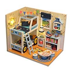 Barkács készlet Zenedoboz Játékok Ház Építészet Gyanta Romantikus Darabok Uniszex Születésnap Ajándék