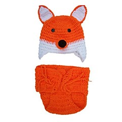 동물 모자 키드 할로윈 어린이날 페스티발 / 홀리데이 할로윈 의상 오렌지 패션