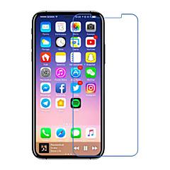 abordables Protectores de Pantalla para iPhone X-Protector de pantalla Apple para iPhone X Vidrio Templado 1 pieza Protector de Pantalla Frontal Borde Curvado 2.5D Dureza 9H Alta
