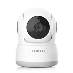お買い得  アラーム、セキュリティ-homedia®720p 1.0mp無線ipカメラwifiモーション検知パン/チルト双方向オーディオナイトビジョンベビーモニター
