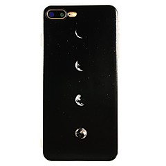 Per iPhone X iPhone 8 Custodie cover Fantasia/disegno Custodia posteriore Custodia Cielo Morbido TPU per Apple iPhone X iPhone 8 Plus