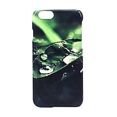 Назначение iPhone 7 iPhone 7 Plus Чехлы панели Матовое Рельефный С узором Задняя крышка Кейс для Пейзаж Твердый PC для Apple iPhone 7
