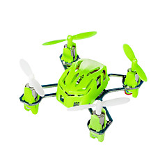 Dron H111 4 Canales 6 Ejes Altura Iluminación LED Retorno Con Un Botón Quadcopter RC Cable USB Hélices Manual De Usuario
