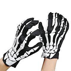 unisex halloween jelmez cosplay skeleton koponya szellem kesztyű