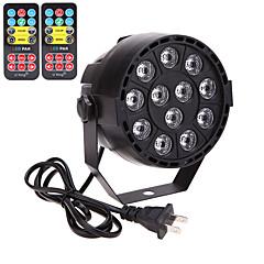 olcso Beltéri lámpák-U'King 15 W LED reflektorok Hordozható Távvezérelt Könnyű beszerelni Vízálló Hang-aktiválás Hideg fehér Zöld Kék Piros