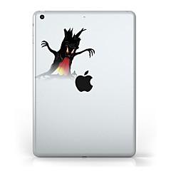 For iPad (2017) Case Cover Transparent Pattern Back Cover Case Transparent Halloween Soft TPU for Apple iPad pro 10.5 iPad (2017) iPad