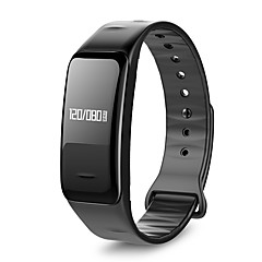 inteligentna bransoleta / smartwatch tętno pomiar ciśnienia krwi monitorowanie przypomnienia pedometr wodoodporne bransolety na ios