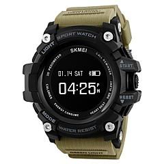 tanie Inteligentne zegarki-skmei 1188 męska kobieta inteligentna bransoletka bluetooth inteligentny zegarek wielofunkcyjny zegarek dla Androida ios telefonu