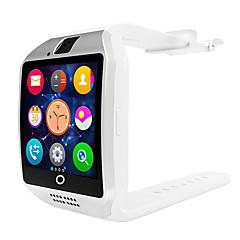 tanie Zegarki męskie-hhy q18 inteligentny zegarek z ekranem dotykowym tf karta dla android ios