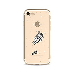 For iPhone X iPhone 8 Case Cover Pattern Back Cover Case sky Cartoon Soft TPU for Apple iPhone X iPhone 8 Plus iPhone 8 iPhone 7 Plus