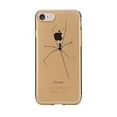 Назначение iPhone X iPhone 8 Чехлы панели С узором Задняя крышка Кейс для Halloween Мягкий Термопластик для Apple iPhone X iPhone 8 Plus