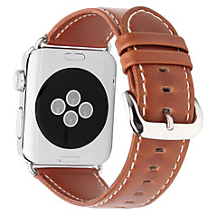 billige Apple Watch-bånd-til Apple Watch serien 3 2 1 ægte læder ur band rem 42mm 38mm