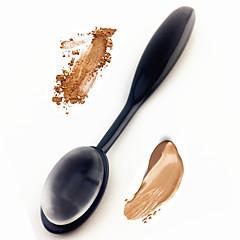 Silisponge Tandenborstel Contourborstel Blender Silicone Make-up Kosmetische Borstel Puff Voor Stichting Cream Poeder