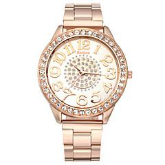 preiswerte Tolle Angebote auf Uhren-Damen Modeuhr / Simulierter Diamant Uhr Designer / Imitation Diamant / schweizerisch Metall Band Charme Silber / Gold / Rotgold / Ein Jahr / TY 377A