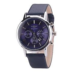 Damskie Modny Zegarek na nadgarstek Sztuczny Diamant Zegarek Chiński Kwarcowy Kalendarz PU Pasmo Urok Na co dzień Artystyczny Elegancki
