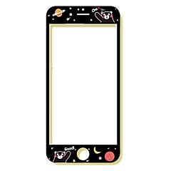 Недорогие Защитные пленки для iPhone 6s / 6-Защитная плёнка для экрана для Apple iPhone 6s / iPhone 6 Закаленное стекло 1 ед. Защитная пленка на всё устройство HD / Уровень защиты 9H / Взрывозащищенный