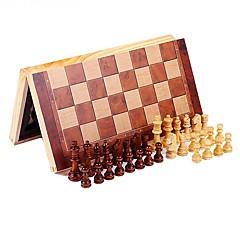 お買い得  子供のパズル-チェス ストレス解消グッズ 知育玩具 長方形 方形 木製 ウッド 8~13歳 14歳以上