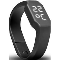 Męskie Damskie Unikalne Kreatywne Watch Zegarek cyfrowy Sportowy Wojskowy Do sukni/garnituru Inteligentny zegarek Modny Zegarek na