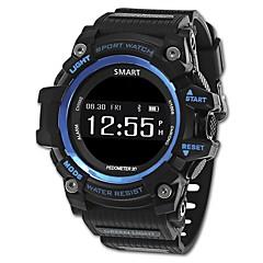 olcso Okos órák-Intelligens Watch GPS Szívritmus monitorizálás Vízálló Elégetett kalória Lépésszámlálók Edzésnapló Távolságmérés Hosszú készenléti idő