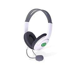 auriculares estéreo para xbox 360