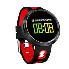 yy x9-v0 mężczyzna mężczyźni inteligentny zegarek bransoletka kolor ekranu tętno krwi ciśnienie tlenu monitorowanie ćwiczenia krok snu ios